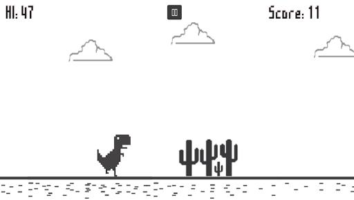 Dino Run - Offline Chrome Game