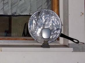 Photo: lokalna wersja wzmacniacza sygnału :)