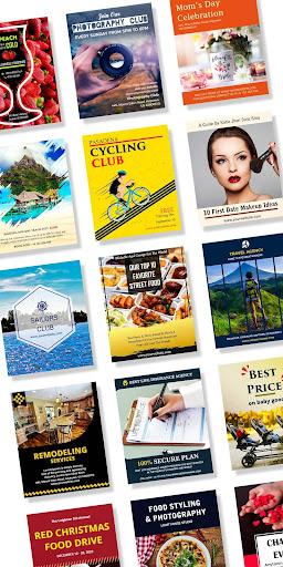 Poster Maker Flyer Maker Graphic Design App 28.0 Apk for Android 1