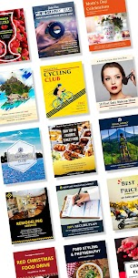 Poster Maker Flyer Design Template Graphic Creator Mod Apk Download For Android 1