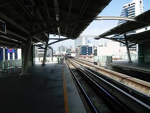 Photo: Skytrain Station