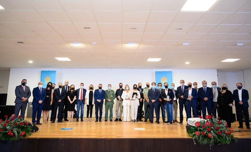 Los VI Premios Comarca de Níjar, en imágenes