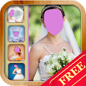 Wedding Dress Photo Maker icon