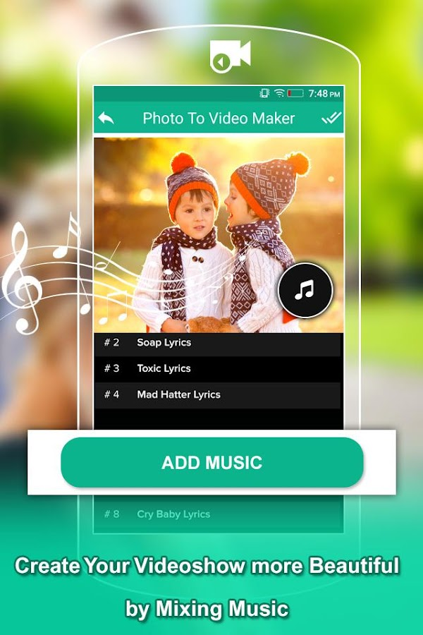 Photo Video Maker with Music - Android Apps on Google Play
