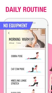 Women Workout at Home – Female Fitness 4