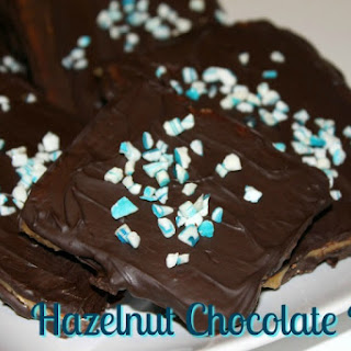 Hazelnut Chocolate Bars