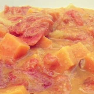 African Peanut Soup.