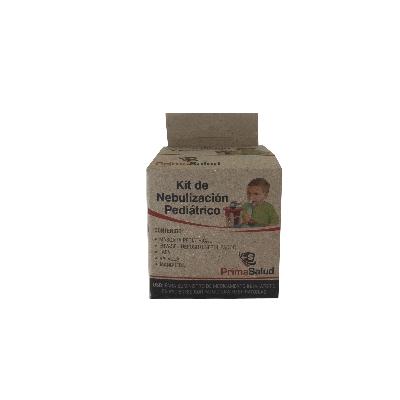 kit para nebulizar pediatrica Prime Salud