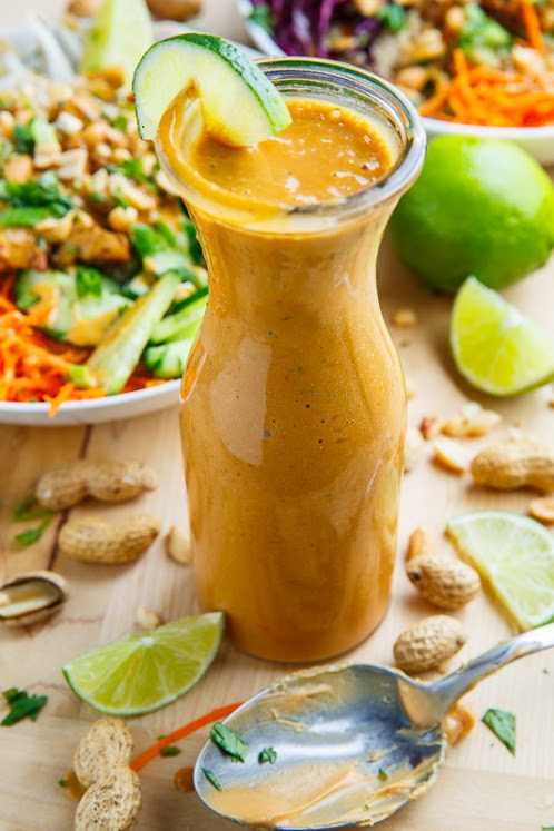 Thai Peanut Dressing