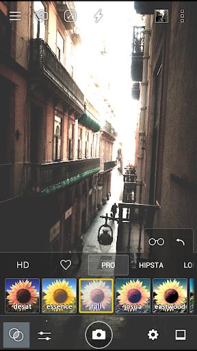 مؤثرات الكاميرا Camering Lite screenshot 3