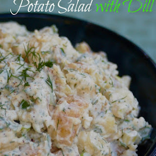 Weight Watchers Dill Potato Salad