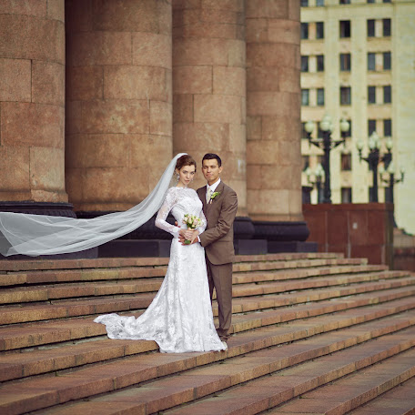 Wedding photographer Denis Frolov (frolovda). Photo of 03.10.2014