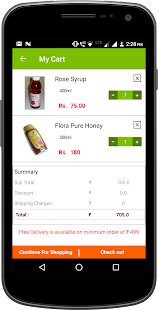 Download Frutech Agro Online Herbal and Cosmetic Products For PC Windows and Mac apk screenshot 5