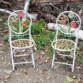 by Moe Cusick - Artistic Objects Furniture (  )
