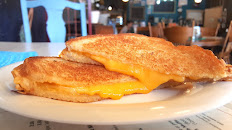 #1 - Grilled Cheese Sandwich