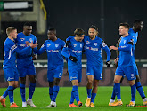 KRC Genk heeft deze avond met 1-5 gewonnen van Cercle Brugge