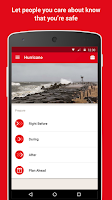 Screenshot of Hurricane - American Red Cross