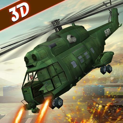 Gunship Air Battle - Helicopter Modern Strike