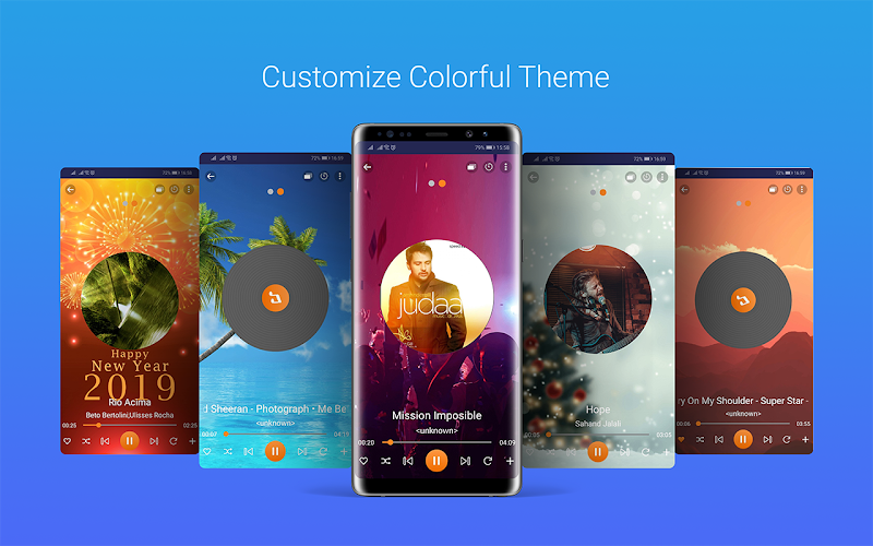 Music Player Pro Screenshot 0