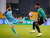 Une saison pleine d'espoirs pour Ali Gholizadeh avec Charleroi