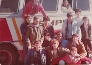 Photo: fuimos 12, volvimos 12, pero en bus