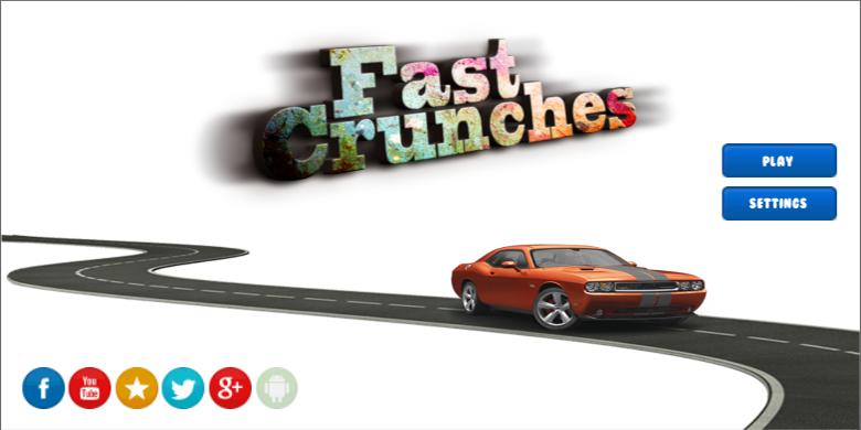 Fast Crunches - screenshot