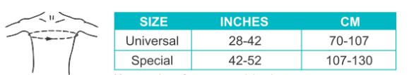Đai cố định khớp vai phổ thông C 02 - Hàng nhập khẩu chất lượng cao
