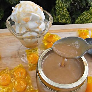 Easy Butterscotch Sauce Recipe