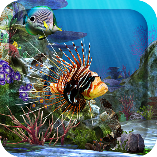 3d Aquarium Live Wallpaper Hd Apps On Google Play