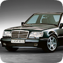 Benz E500 W124 Drift Simulator icon