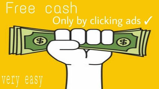 CashRewards _by clicking on ads - náhled