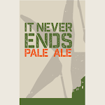 Crossroads Brewing Co. It Never Ends