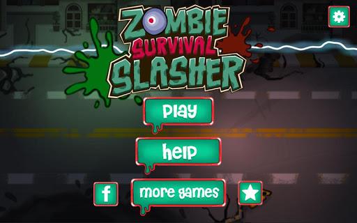 Zombie Survival Slasher
