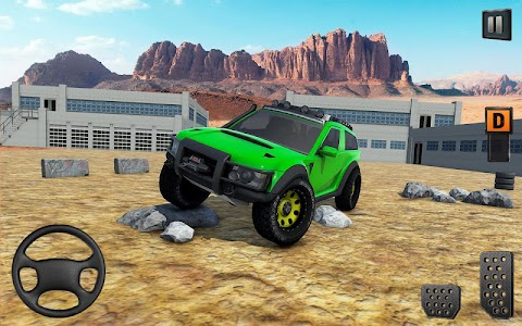 Offroad 4x4 : Car Driving & Car Parking Games 2020 1.1.5