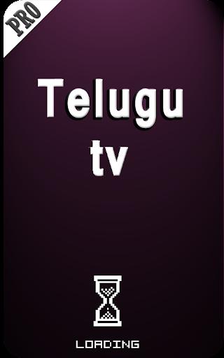 Telugu Tv Pro