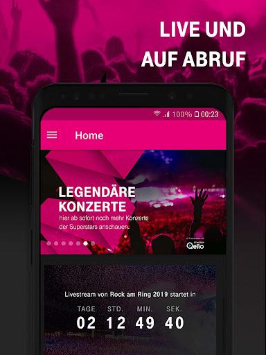 MAGENTA MUSIK 360 Exklusive Konzerte live streamen screenshot 18