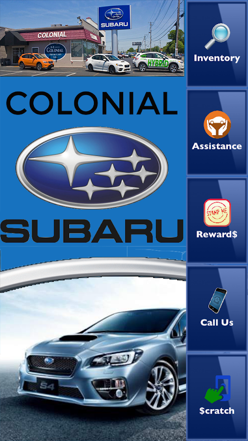 Colonial Subaru- screenshot