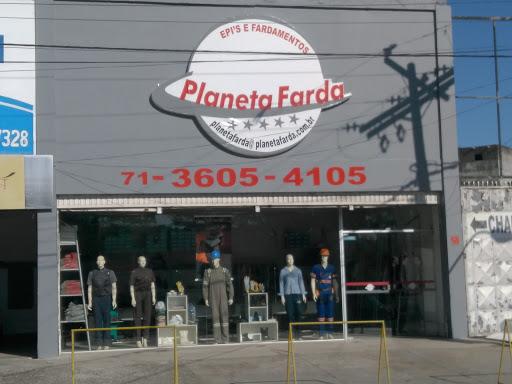45322311c5f7f Planeta Farda - Candeias Ba.