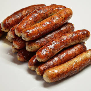 Bratwurst and Cabbage in Beer.