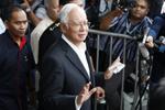 大馬拘捕前首相納吉 明吉隆坡提堂