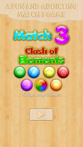 Match 3: Clash of Elements