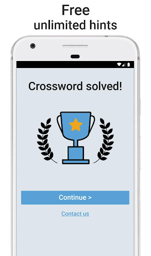 Crossword Puzzles android2mod screenshots 4
