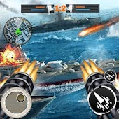 Navy Super Hero Warship Battle