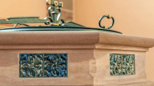 église Sainte barbe 88 Vosges
