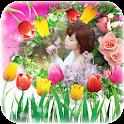 Flowers Season Photo Frames icon