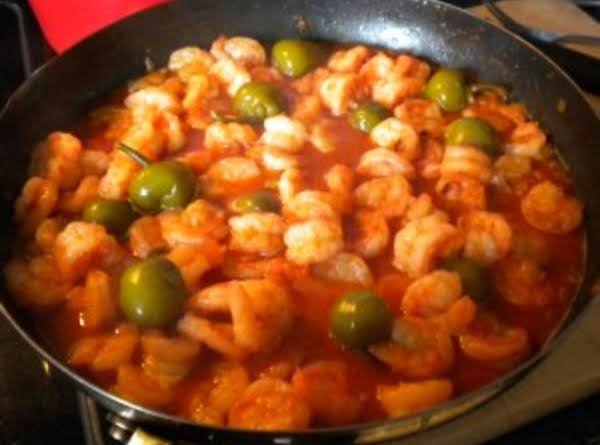 Portuguese Spicy Shrimp