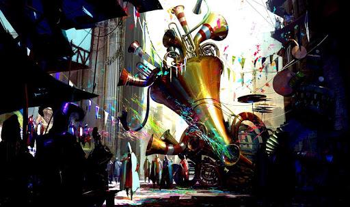 Carnival Live Wallpaper