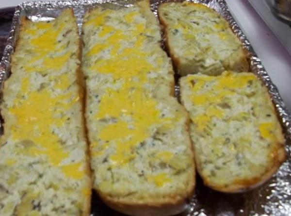 Artichoke Bread Recipe
