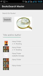 BooksSearch Master screenshot