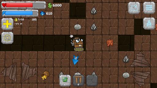 Digger Machine find minerals 1.9.4 screenshots 3